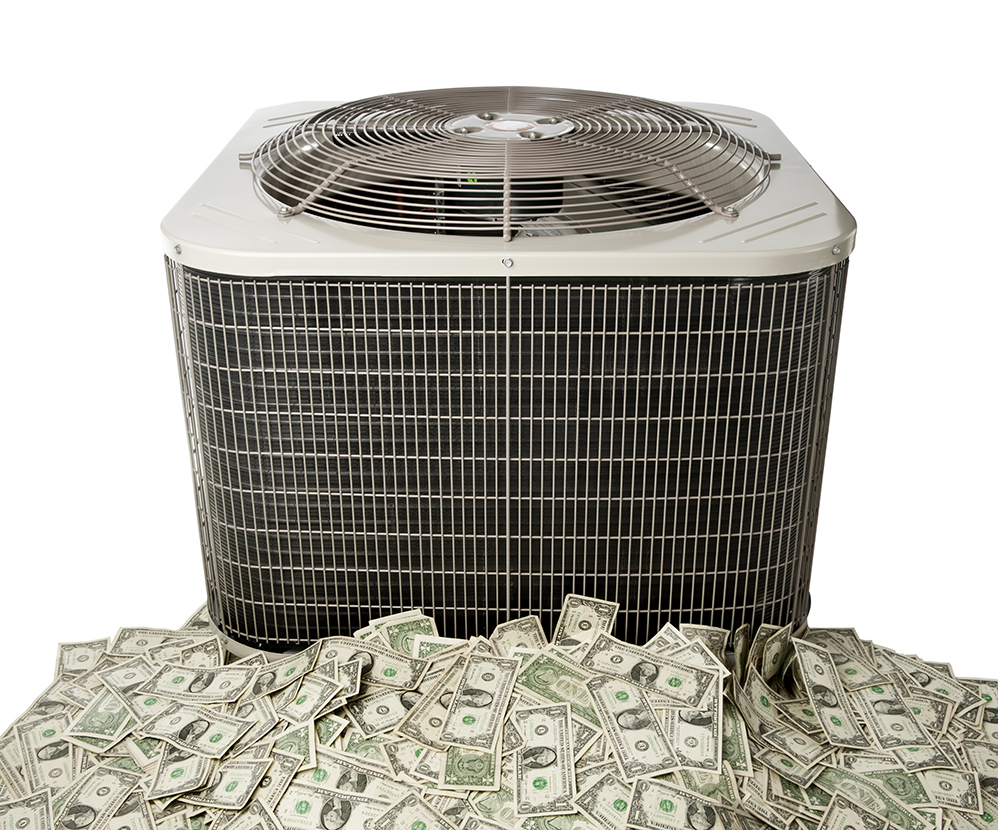 New air conditioners save money