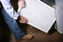 Dirty Heater Coils in Your Air Handler are a Fire Hazard venice florida