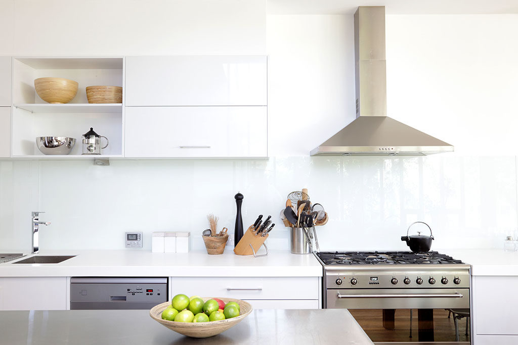 Remodeling your kitchen? Get rid of kitchen waste heat to keep your home cooler