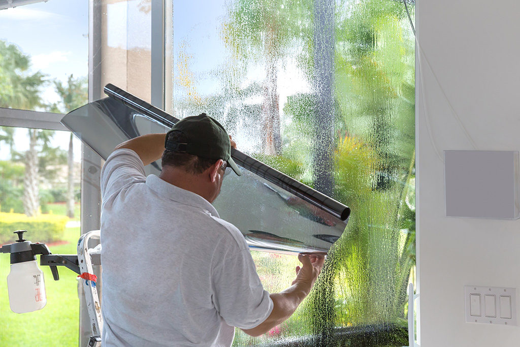 Improve Your Home and Reduce the Heat Load on Your House With Window Tinting